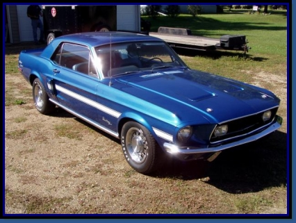 1967 Ford Mustang Coupe - SOLD